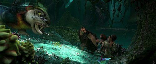 9cf3e9dbb1c65 The Croods - Movie Reviews by Chris Bellamy - Intergalactic Medicine ...